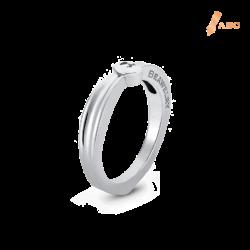 18K White Gold Beawelry Ring