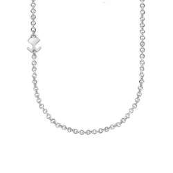 Silver Chain 040 with Beawelry logo