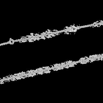 Silver Heart Beawelry Logo Filigree Pendant
