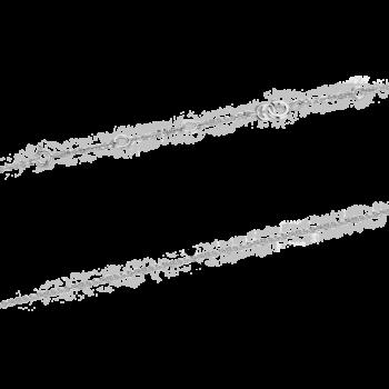 Silver Chain 040 Long