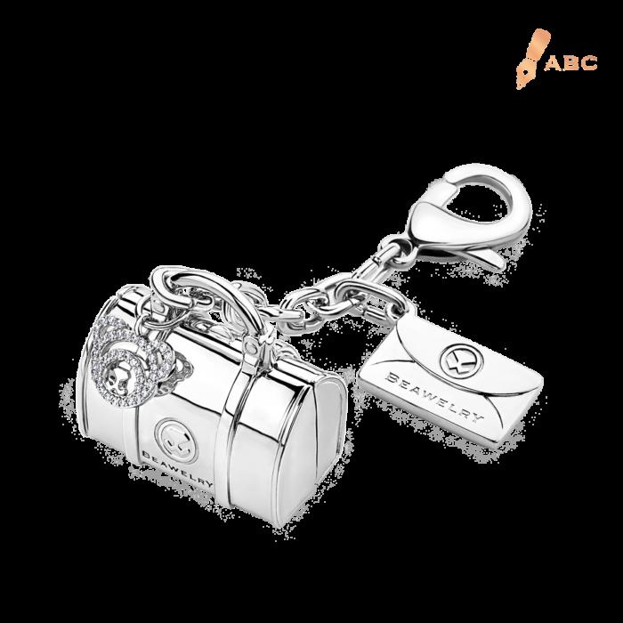 Handbag CZ Bag Charm