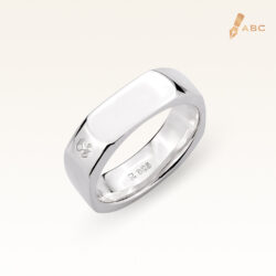 Silver Beawelry Gents Ring