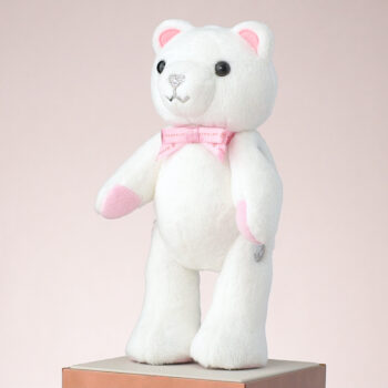Medio Sparkle Beawelry Bear & Silver Envelope Charm