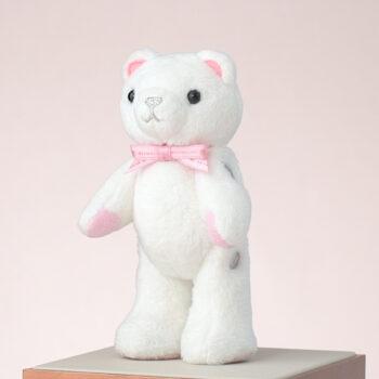 Mini Sparkle Beawelry Bear & Silver Envelope Charm